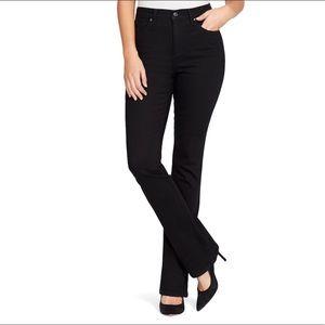 GLORIA VANDERBILT High Waisted Bootcut Jeans